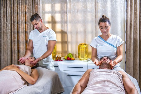 Massages for couples