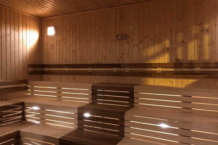 Saunas and steam rooms