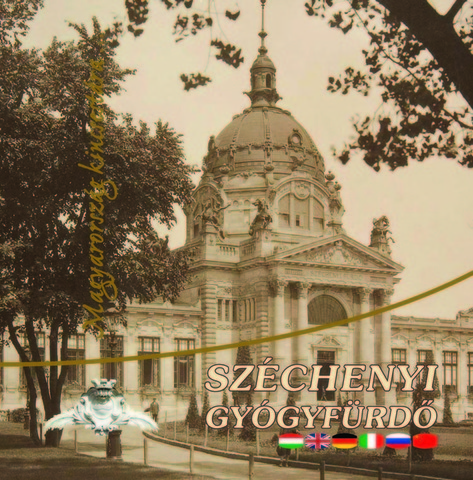 New book about the 100-year-old Széchenyi Baths